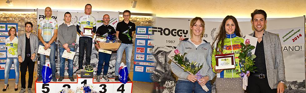 Premiazioni 8^ Edizione Friuli MTB Challenge
